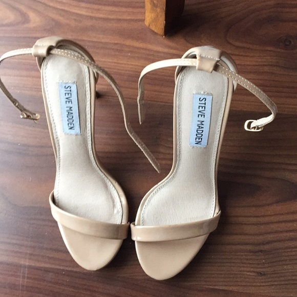 5f7efde9149 Steve Madden Shoes - Steve Madden Stecy 2-piece Sandals - Size 6.5